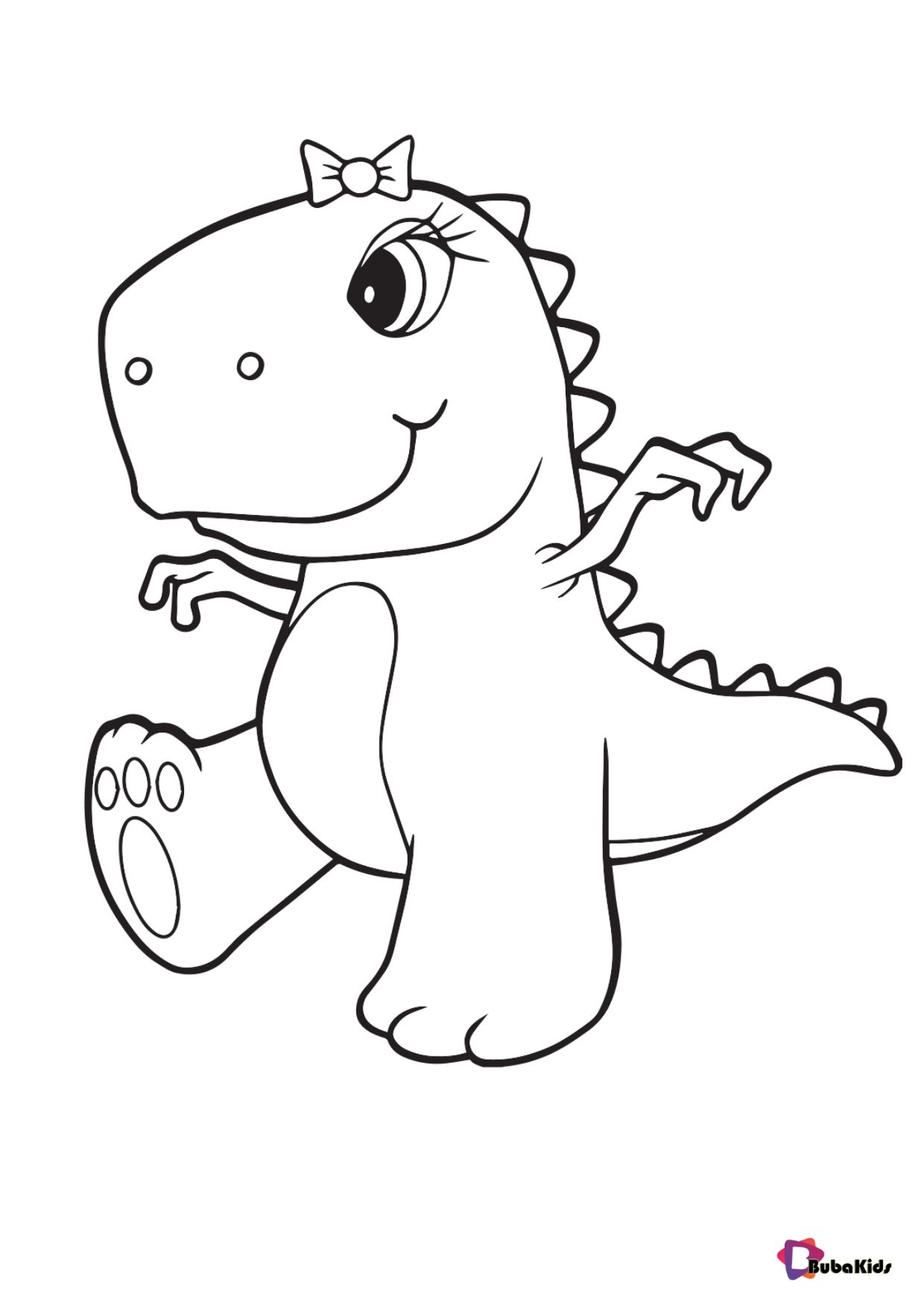 Pin On Dinosaurs Coloring Pages