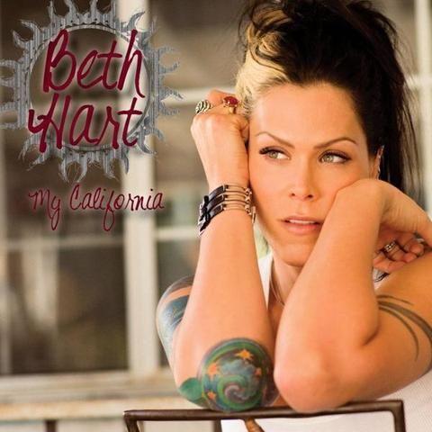 Beth Hart - My California (LP) in 2020   Joe bonamassa