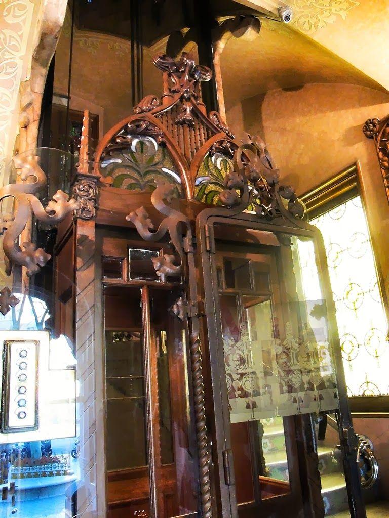 Casa lle morera ascensor barcelona los ascensores - Ascensor casa ...