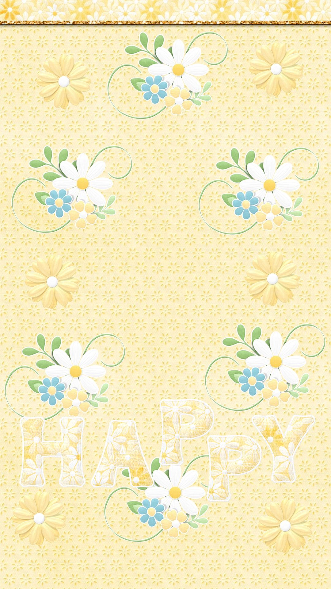 reeseybelle tjn Abstract iphone wallpaper, Daisy