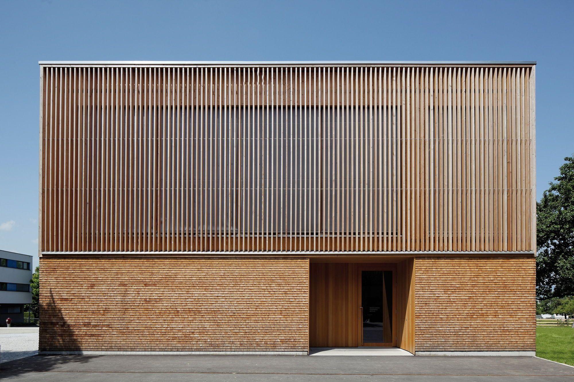 Musikhaus, Röthis | Vorarlberger Holzbaukunst #arquitectonico