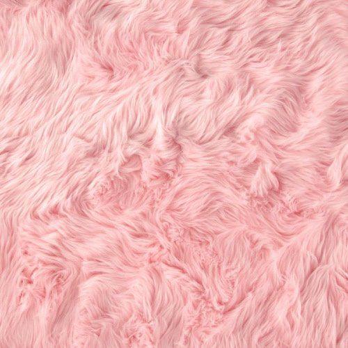 담아간 이미지 Pink Fur Rugpink Faux