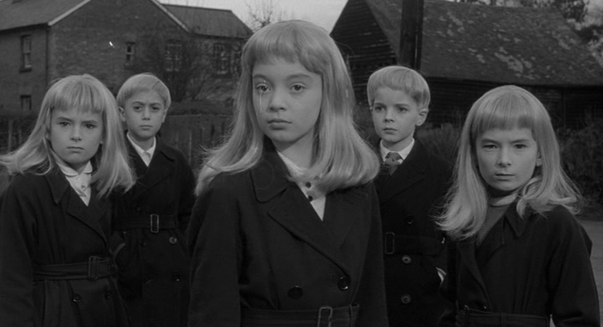 Village Of The Damned Great Sci Fi Movies Horror Movies Classic Horror