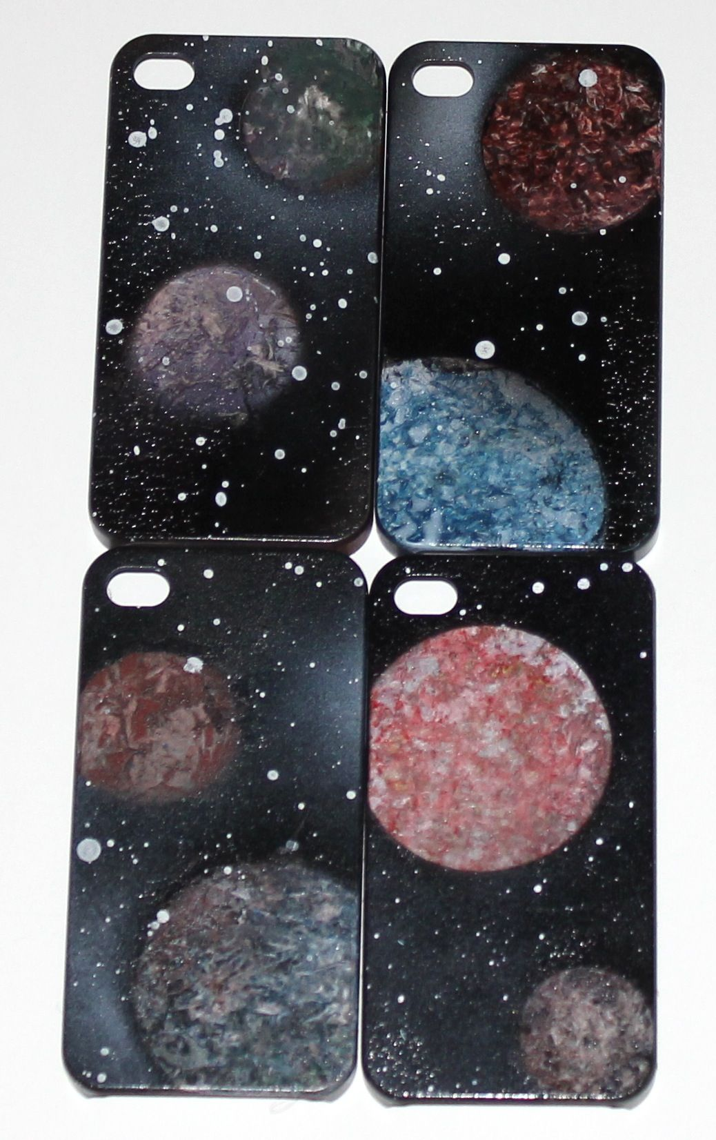 huge selection of a43c9 9d48a One of a kind custom space painted iPhone case. Give your phone the ...