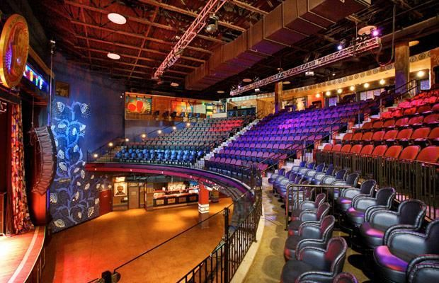 Historic Dallas Texas Buildings House Of Blues Dallas Dallas Tx Not A Bad Seat In The House