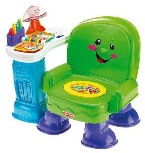 ff8eda0a1d2e14 Fisher Price – L4892 – Jouet premier âge – La chaise musicale   Your  1  Source for Toys and Games