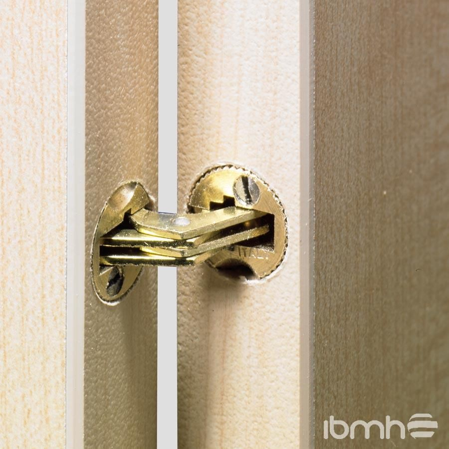 Bisagras de lat n en medidas 8 10 12 14 y 16 for Bisagras para muebles de madera