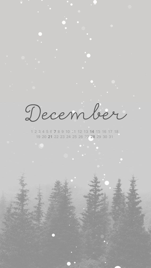 tap on image for more christmas calendar wallpapers