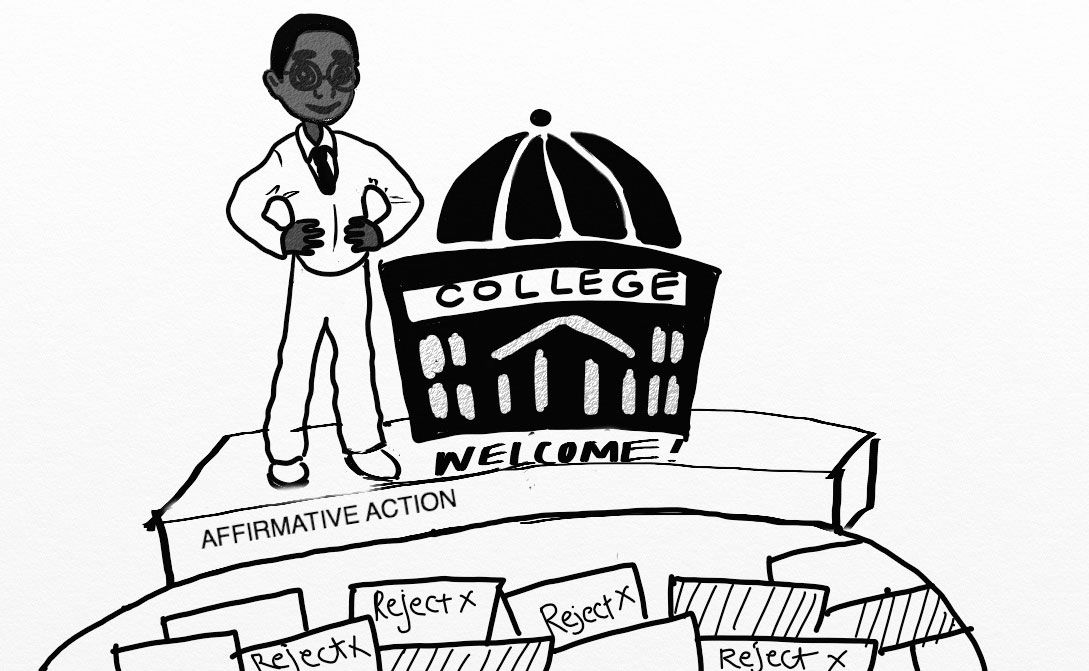 Affirmative action gets minorities into schools they donu0027t deserve - affirmative action plan
