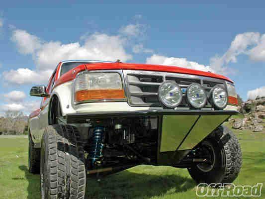 90s ford prerunner bumper front end   Off road   Ford trucks