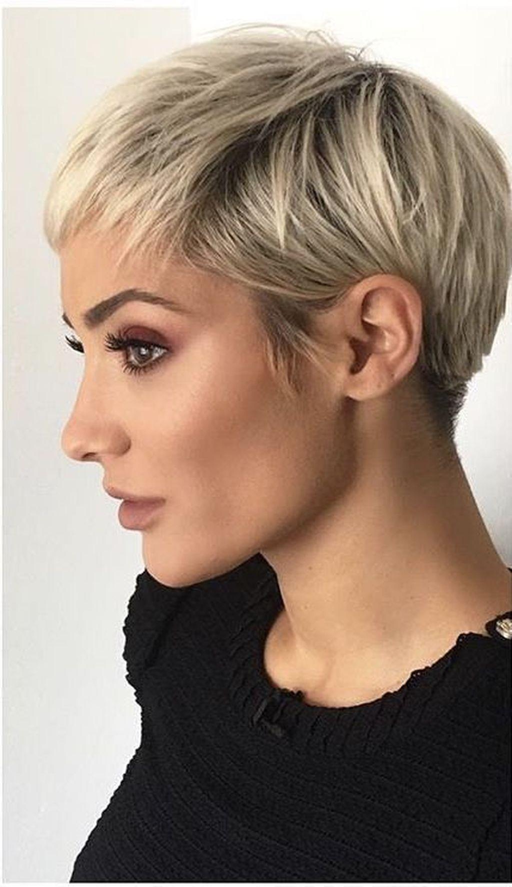 40 Perfect Pixie Haircut Ideas For Women Hair