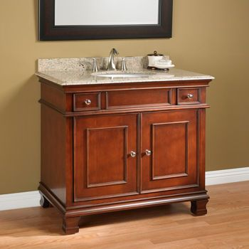 from costco manhattan 36 single sink vanity by mission hills bathroom renovation pinterest. Black Bedroom Furniture Sets. Home Design Ideas