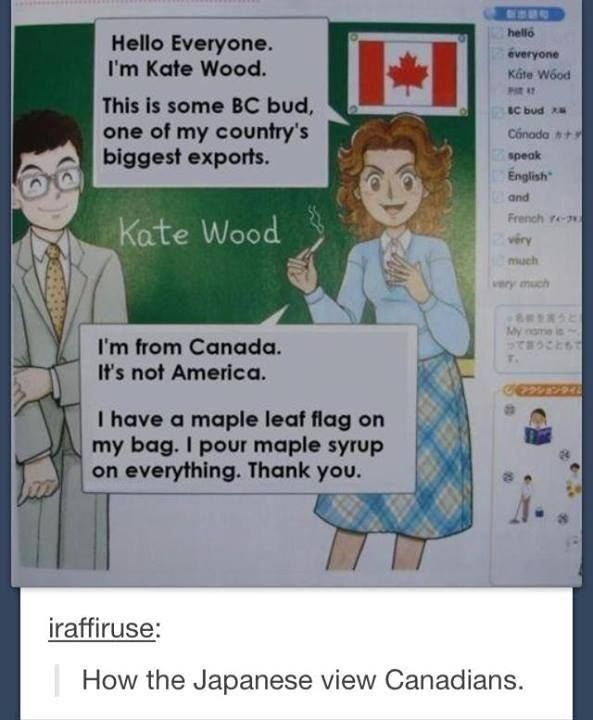 If you are literally Kate Wood. | 23 Signs Your Maple Syrup Obsession Is Out Of Control