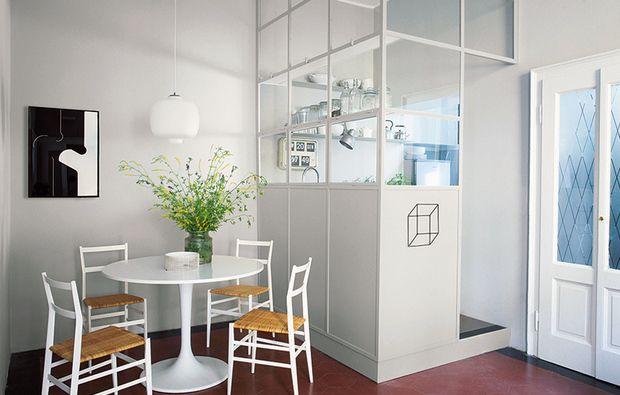 CASAfacile Crea una stanza nella stanza con le pareti vetrate ...