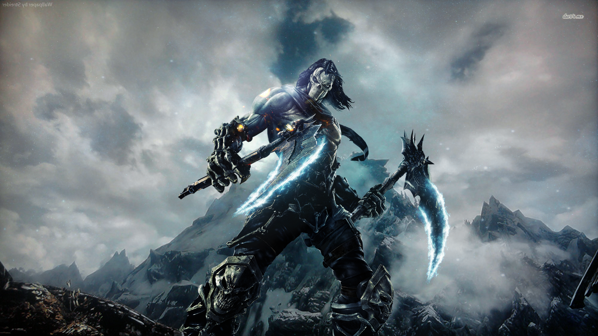 Darksiders 2 wallpaper 1600x900