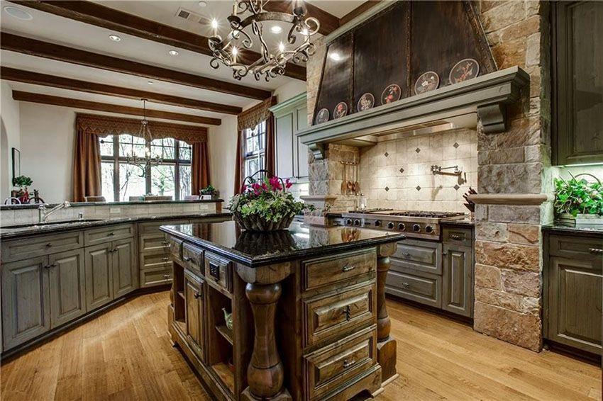 35 luxury kitchens with dark cabinets (design ideas)   black
