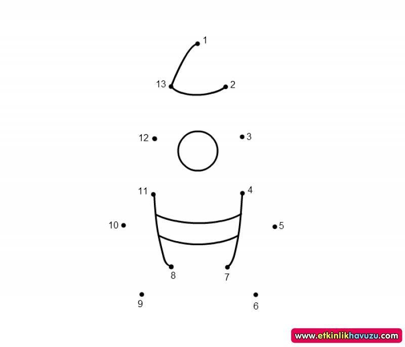 dot to dot rocket | space | Pinterest | Worksheets, Kindergarten ...