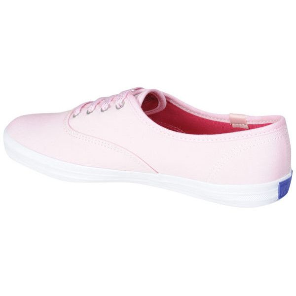 23406472340 Keds Champion Oxford Pumps - Pastel Pink ( 54) ❤ liked on Polyvore ...