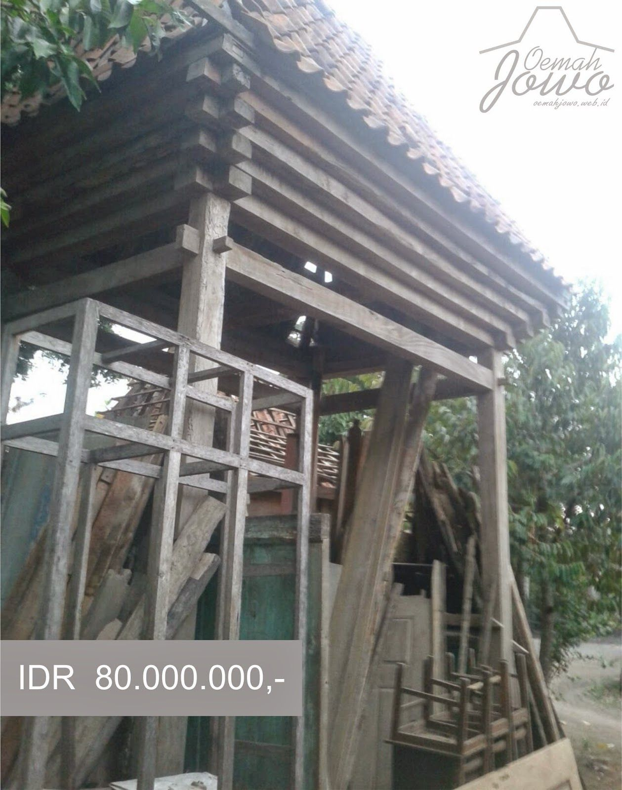 Rumah Jawa Rumah Joglo Rumah Limasan Rumah Desain Indonesia