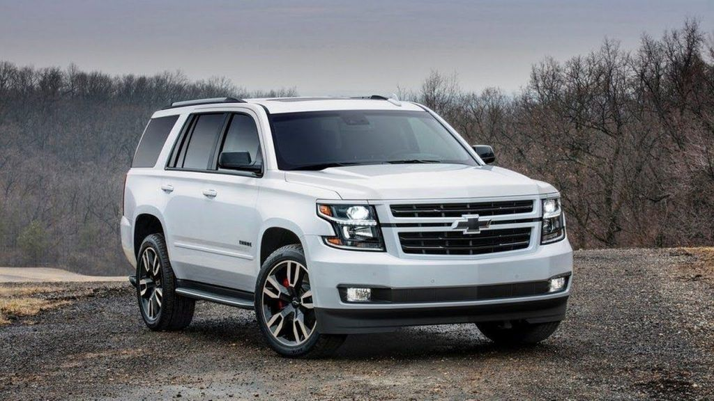 The 2019 Chevrolet Tahoe Performance With Images Chevrolet