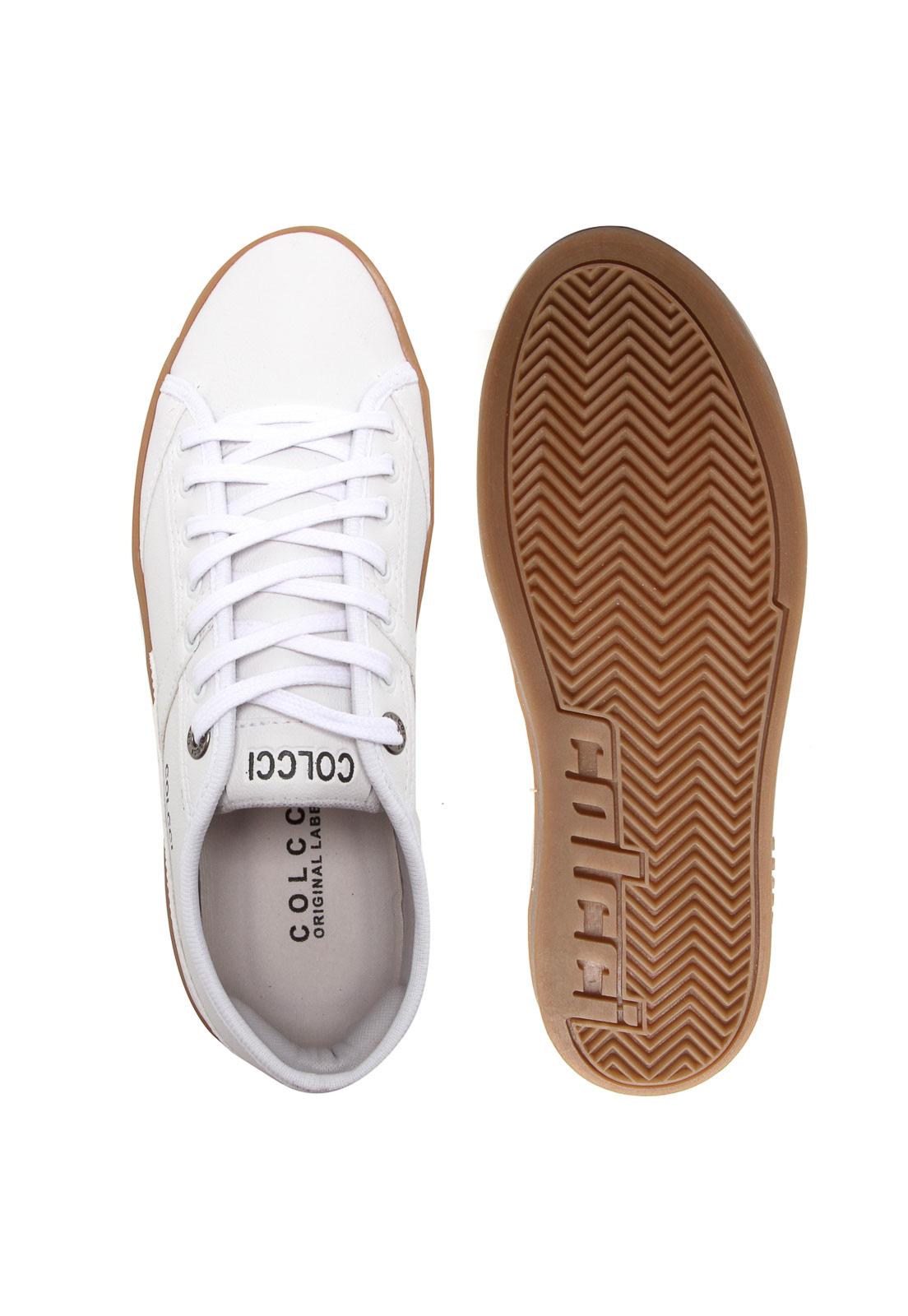 3eba0c91432 Sapatênis Colcci Recortes Branco en 2019 | Calzado todo | Shoes ...
