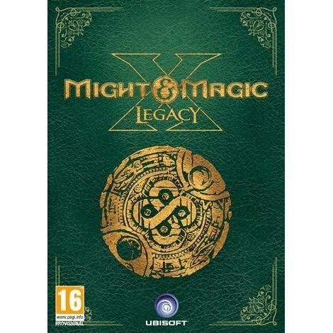 Might and Magic X: LEGACY - The DELUXE Box Edition (Game, Cloth Map, Soundtrack, DLC... and more!). Don't miss this stunning collector's edition of the latest instalment in the long-running Might and Magic saga. PC DVD-rom edition.
