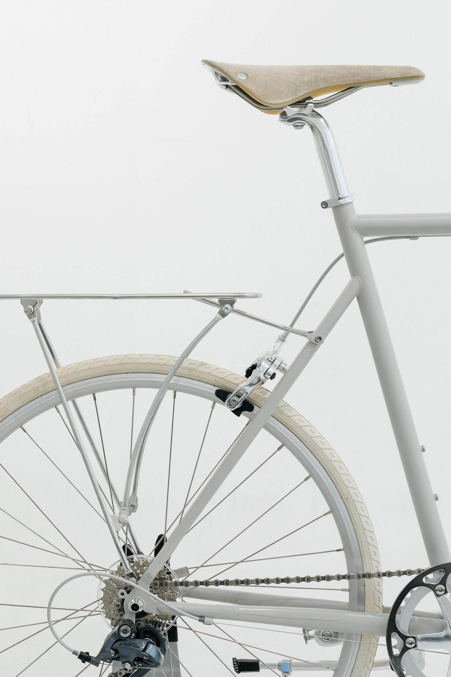 Journal Customisation Cs26 Comfort Tokyobike London White