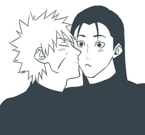 Tobirama and hashirama....oh?