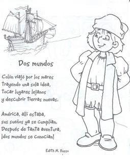 Maestros De Corazon Clip Art 12 De Octubre Cristobal Colon Para Ninos Historia De Cristobal Colon Dia De La Hispanidad