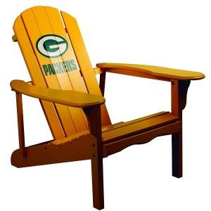 Green Bay Packers Adirondack Chair Green Bay Packers
