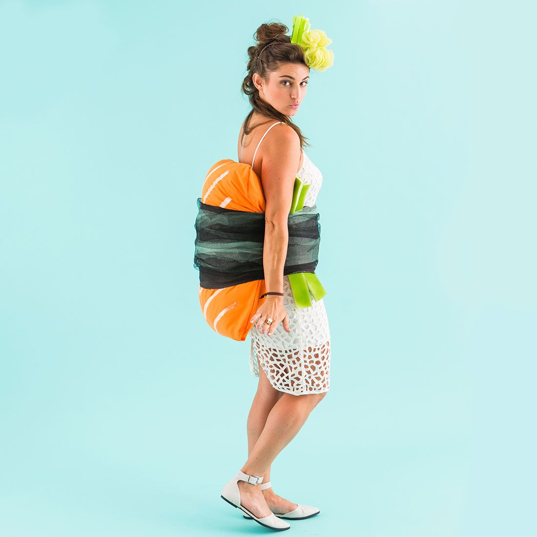 The dress halloween costume - Dress Up Like Sushi For The Best Group Halloween Costume Ever