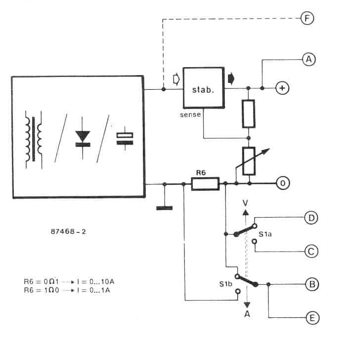 How to Make a Digital Voltmeter, Ammeter Module Circuits