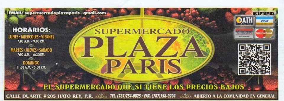 Noticias Al Momento Yo Apoyo Al Supermercado Plaza Paris Info