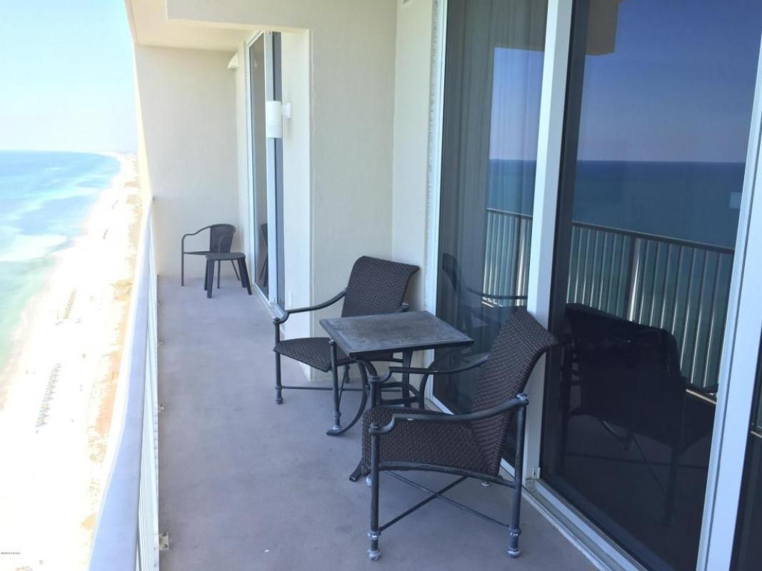 Gulf Front Tidewater 1 bedroom with bunk, 2 bath unit opening to the ...