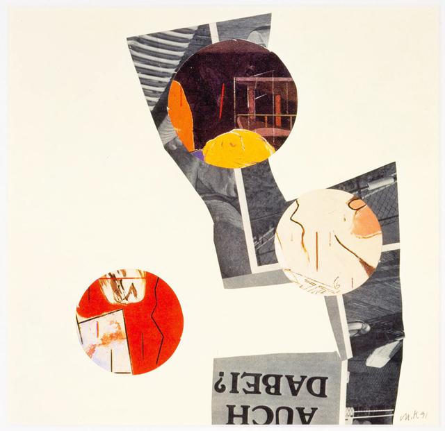 Martin Kippenberger   Untitled (Ronald B. Kitaj) (1991)   Available for Sale   Artsy