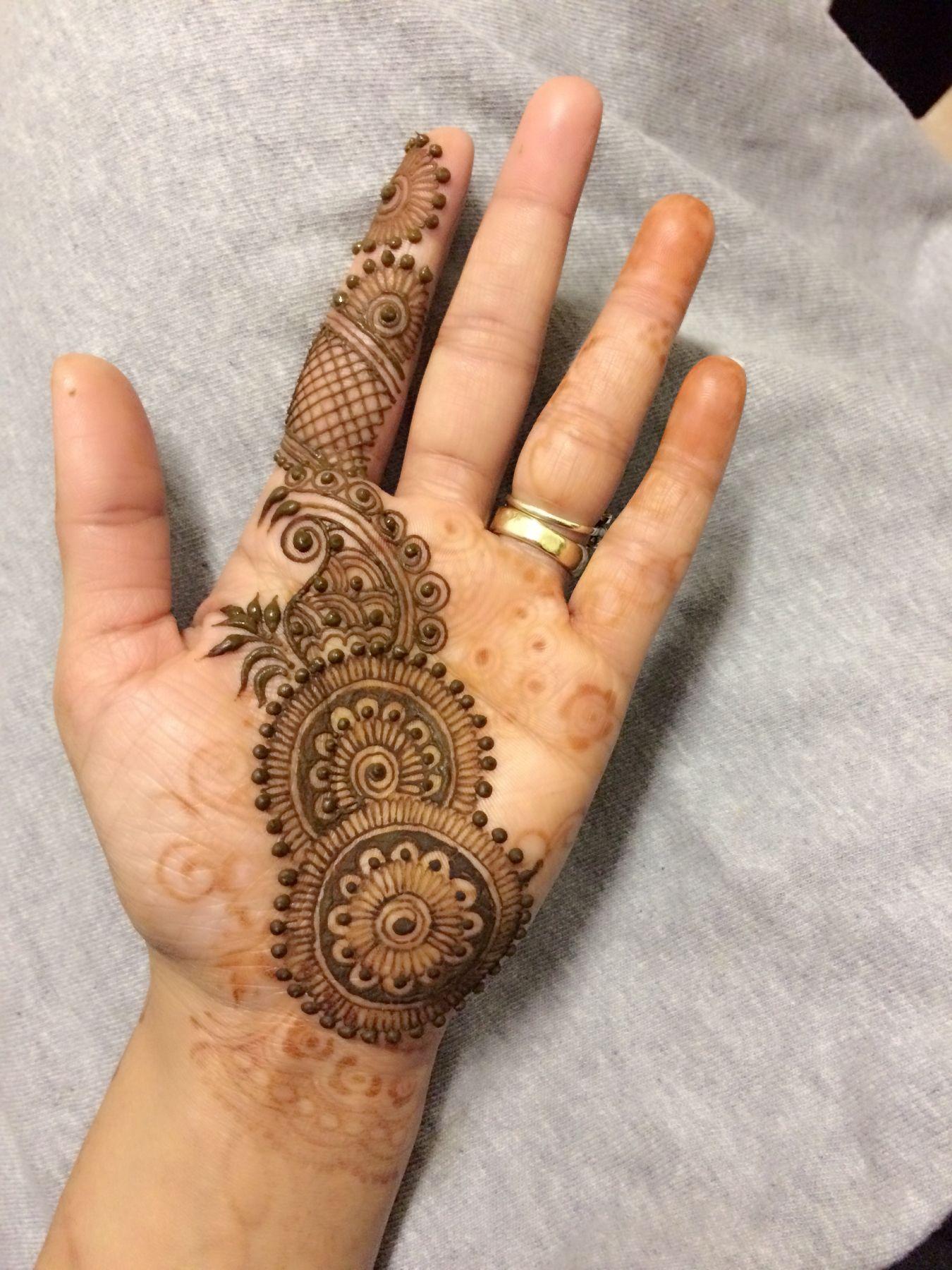 Mhendi arabic mehndi art henna mehendi easy simple also best design august mehandi designs rh pinterest