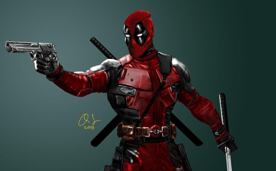 #Deadpool #Fan #Art. (Deadpool) By: Osx-mkx. (THE * 5 * STÅR * ÅWARD * OF: * AW YEAH, IT'S MAJOR ÅWESOMENESS!!!™) ÅÅÅ+