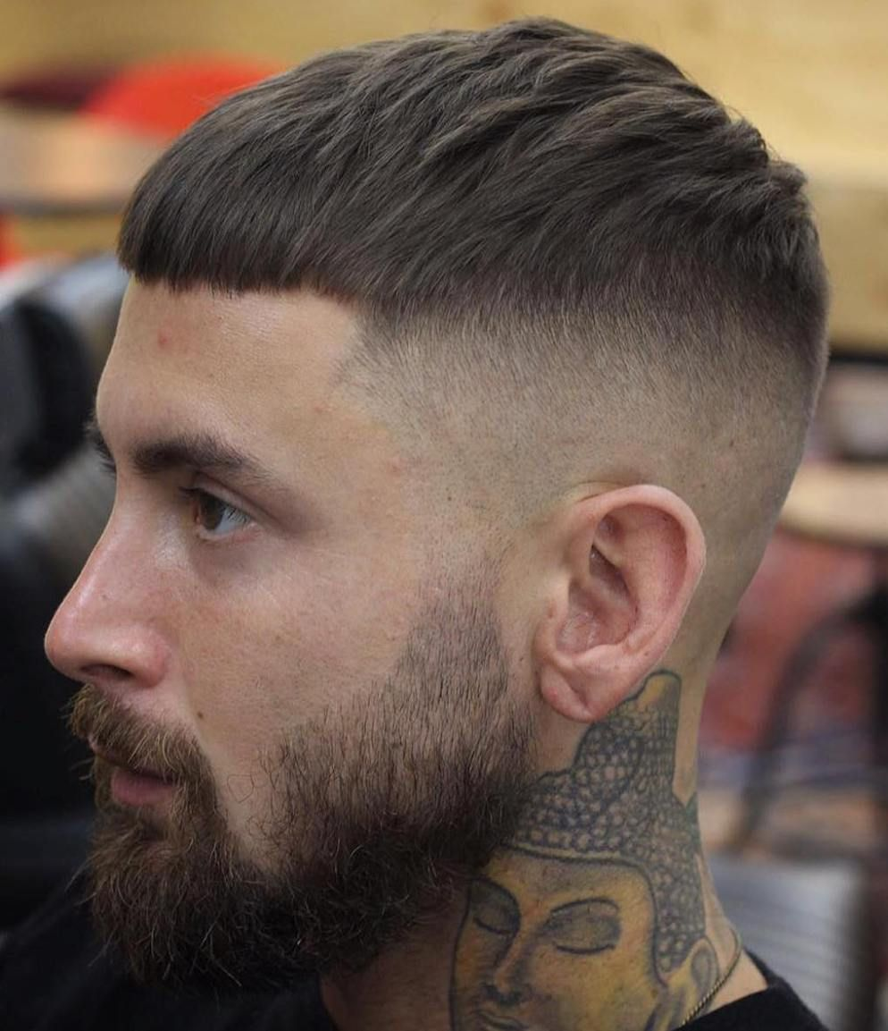 30 ultra-cool high fade haircuts for men | hair in 2019