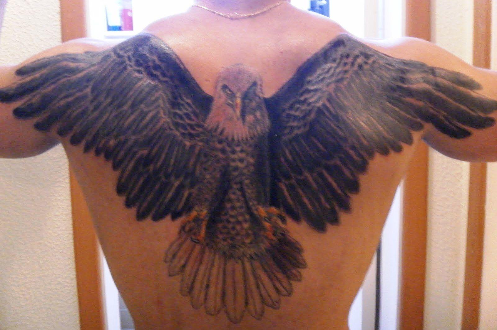 Pin de Monique T em Tatts Tatuagem aguia, Tatuagem