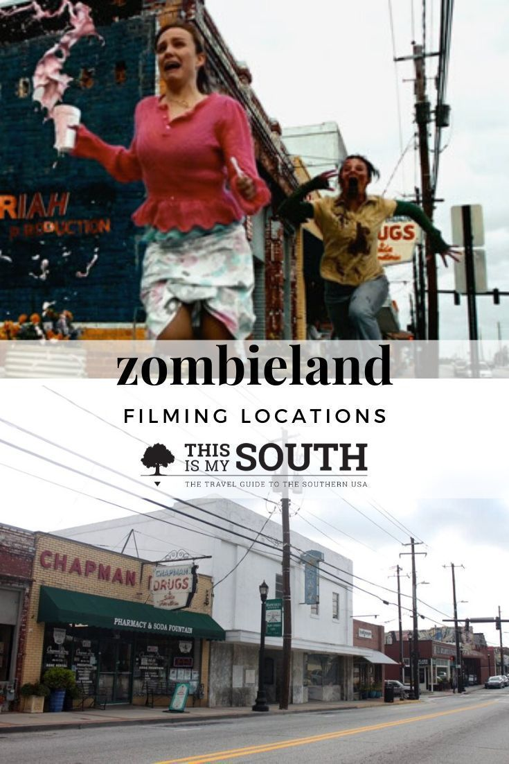 Zombieland Filming Locations to Visit This Is My South