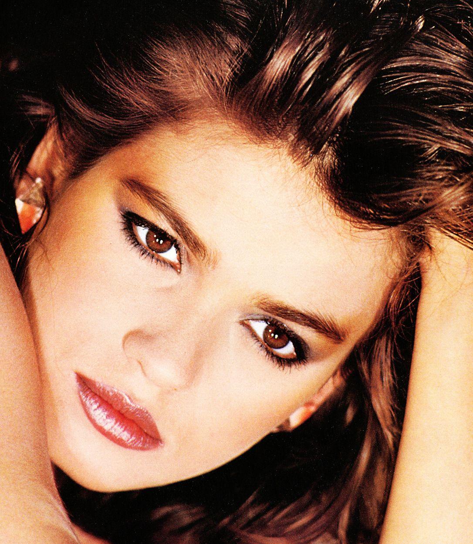 Elizabitchtaylor Gia Carangi In Italian Vogue June 1981 Gia Carangi Model Supermodels
