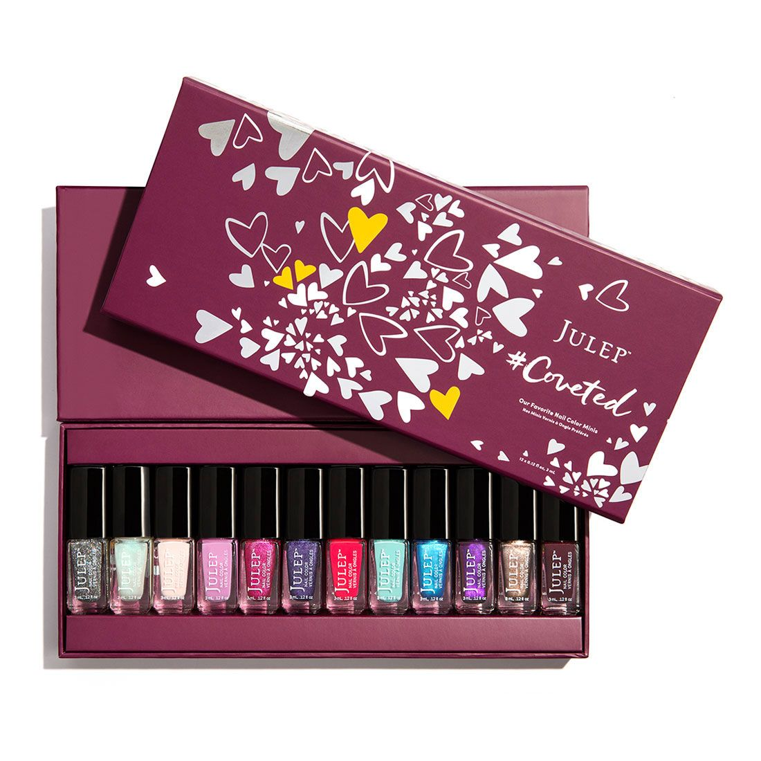 Coveted Beauty boxes monthly, Polish gift, Holiday gifts
