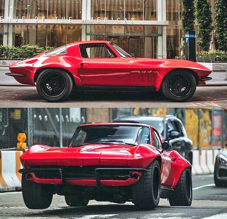 Chevy Corvette C2 Custom