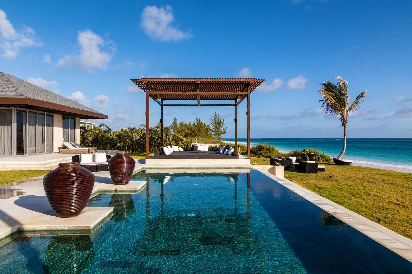 Ananda House: Ultra-luxury beachfront estate with pool on ...
