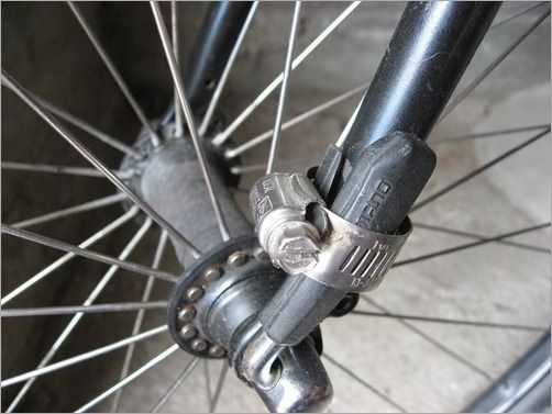 How To Make A Quick Release Wheel Lock Quick Release Bicycle Art