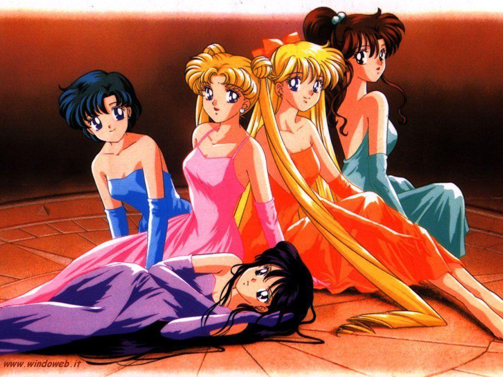 sailor moon pictures | Sailor Moon vai ganhar versão 'Kai' em 2013