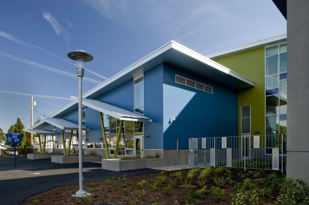 Gentil Elementary School Exterior | Research :: Educational Environments |  Pinterest | Elementary Schools, Architecture And Arch