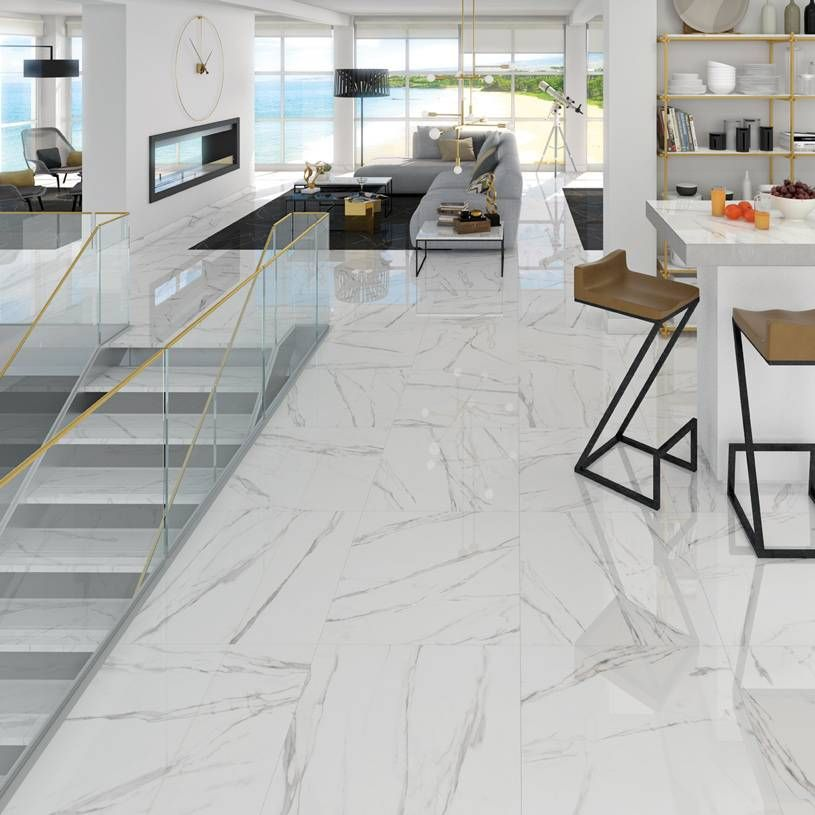Epingle Par Sandyal Sur Entree Maison En 2020 Carrelage Blanc