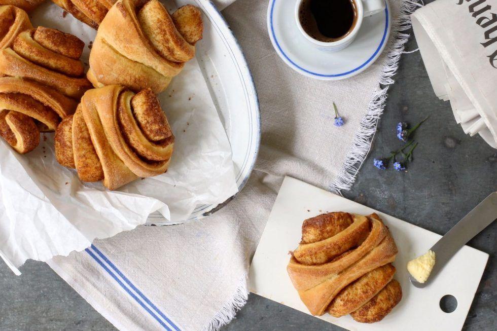 Dees Küche   Franzbrotchen Dee S Kuche Dee S Kitchen Pinterest