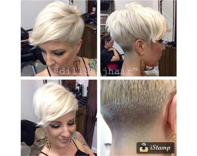 Coupes Courtes 2016 Les 30 Modeles A Piquer Cheveux Courts Coupe De Cheveux Courte Coupe De Cheveux
